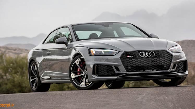 بررسی Audi RS5 2018 - شاهزاده پر هزینه!