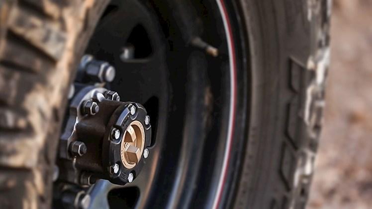 قفل کردن و باز کردن دستی قفل رینگ خودرو تک دیفرانسیل - برای آفرود بازها
