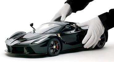 جذابترین ماکتهای خودرو ساخت آمالگام