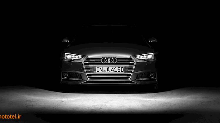 بررسی کامل Audi A4 2019 - تکنولوژی سواری !