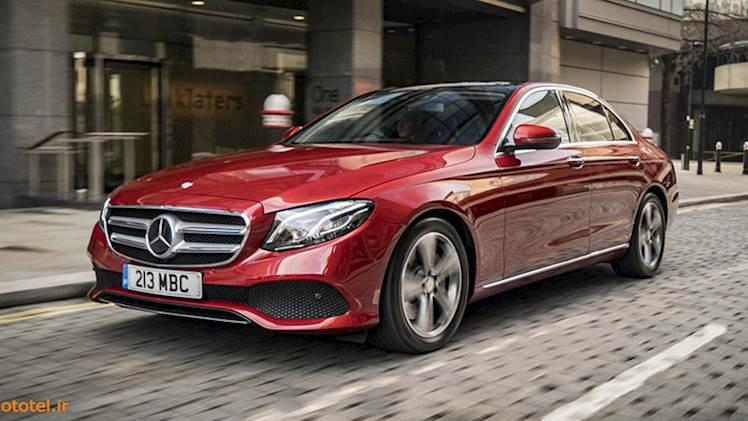 بررسی Mercedes E-Class Saloon 2018 - سالن ماساژ لاکچری !