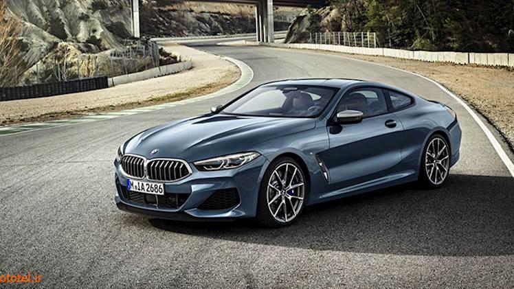 بررسی BMW 8 Series Coupé 2019 - کوسه ورزشکار!