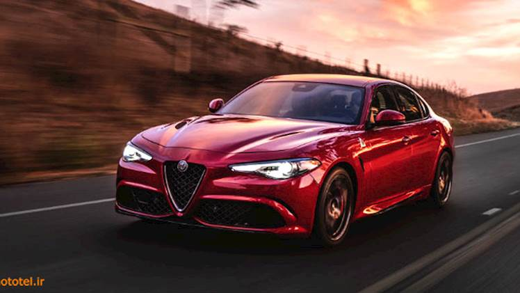 بررسی Alfa Romeo Giulia Quadrifoglio 2018 - حس پرواز!
