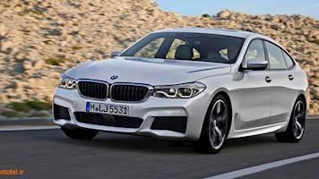 بررسی BMW 6 Series GT 2019 - همه برای یکی! یکی برای همه!