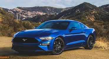 بررسی Ford Mustang V8 Sports Car 2018 - عضلات آمریکایی!