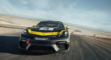 معرفی پورشه 718 کیمن GT4 کلاب اسپورت جدید