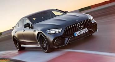 بررسی Mercedes AMG GT 4 Door Coupé  - ورزشکار تر تمیز!