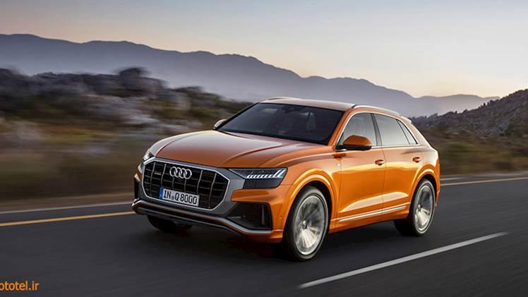 بررسی Audi Q8 2019 - سنگین وزن جذاب!