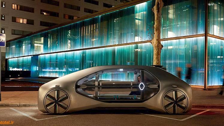10 خودرو برتر مفهومی آینده!