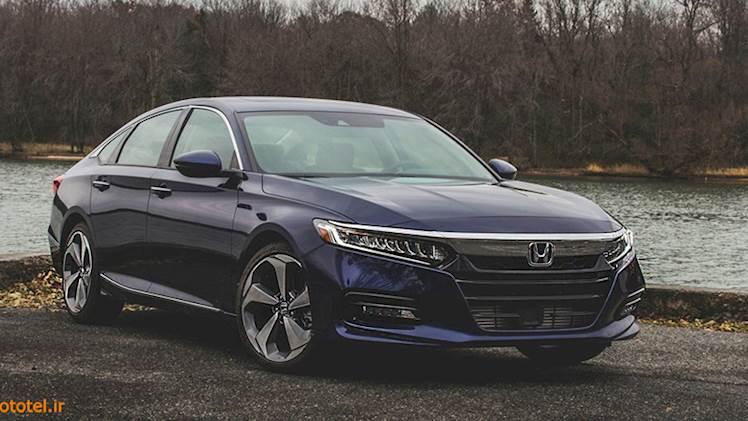 بررسی Honda Accord 2018 - ژاپنی محبوب!