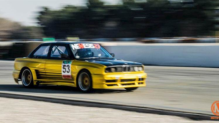 راند چهارم مسابقات اتومبیل سرعت در سال 97 برگزار شد + عکس