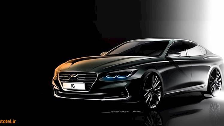 Hyundai Azera 2018 - کره ای خوشنام!