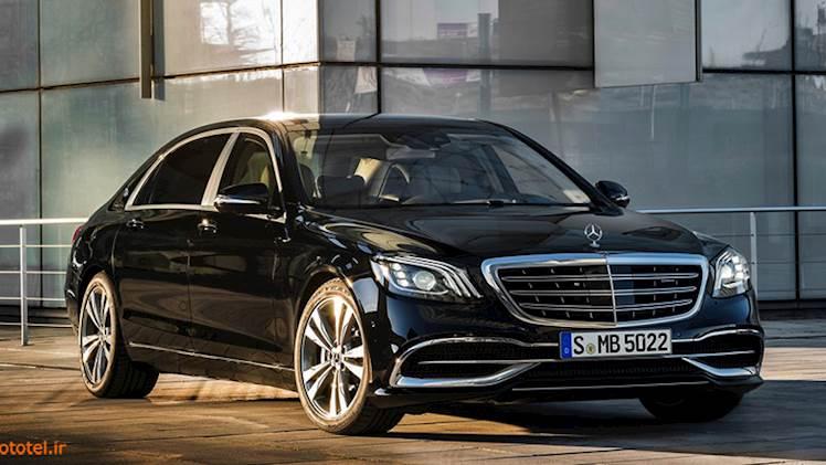 Mercedes AMG S63 S Class 2018 - پادشاه وارد می شود احترام بگذارید!