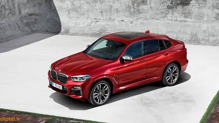 BMW X4 2019 - چابک در شلوغی ها !