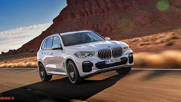 BMW X5 2019 - سلطان قلب ها !