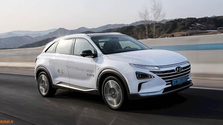 Hyundai NEXO 2019 - جادوی هیدروژنی!