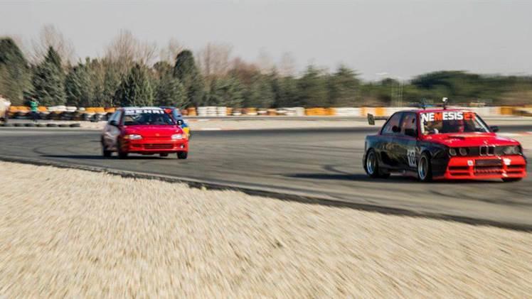 راند چهارم مسابقات اتومبیل سرعت + ویدیو اختصاصی موتوتل