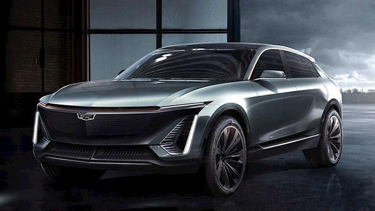 اولین خودروی برقی کادیلاک، در نمایشگاه دیترویت ۲۰۱۹ رونمایی میشود