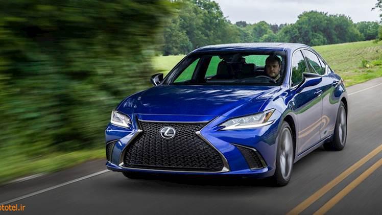 Lexus ES 350 2019 - سامورایی تیز !