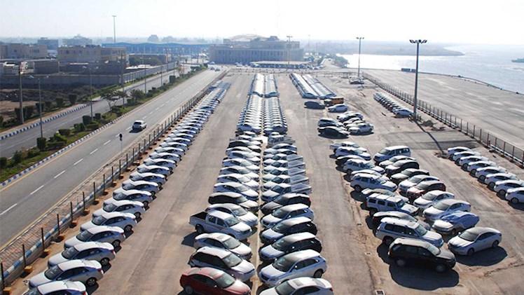 خودروهای خارجی دپو شده در گمرک از ۱۳ بهمن ترخیص میشوند