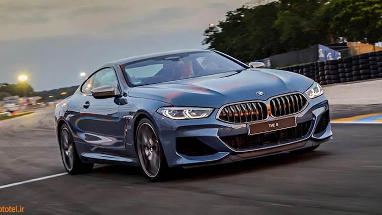 تیزر  BMW 8 Series 2019 - فخرفروشی  در طراحی!