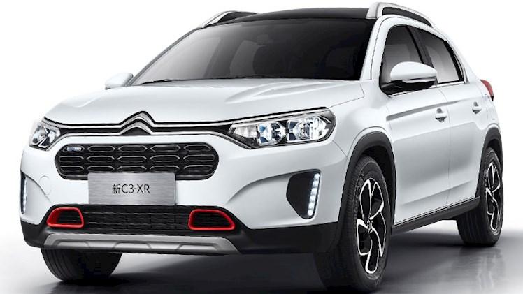 سیتروئن C3-XR فیس لیفت ۲۰۱۹ بازار چین معرفی شد