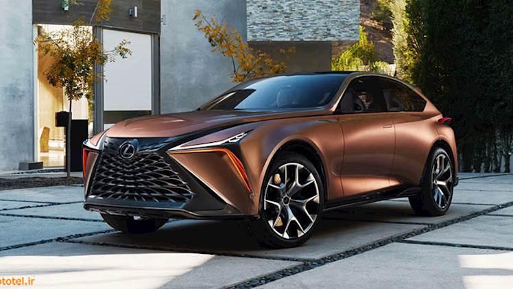 تیزر Lexus LF-1 Limitless 2020 - ساختار شکن!