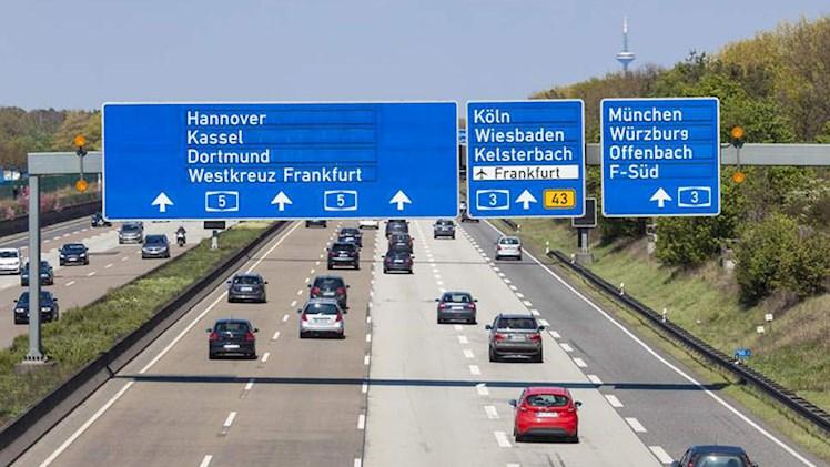 آلمان به دنبال اعمال محدودیت سرعت در اتوبان