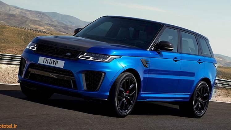 بررسی Range Rover Sport - حسی بی نظیر!