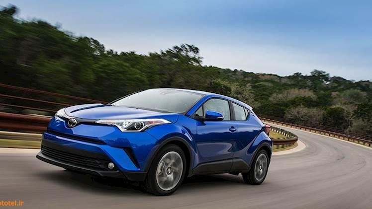 بررسی Toyota C-HR 2018 - جذاب و چابک!