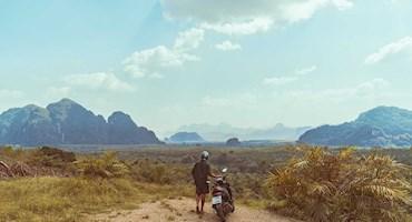 تحقیقات نشان دادند موتور سواری میتواند برای سلامتی ما مفید باشد