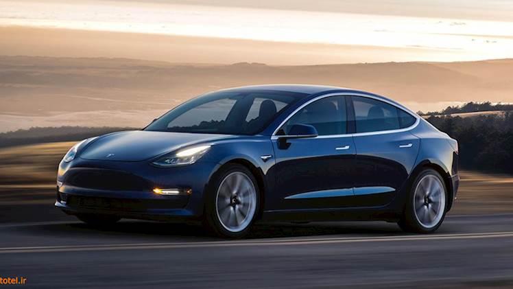 بررسی The Tesla Model 3 -  سبک رانندگی آینده!