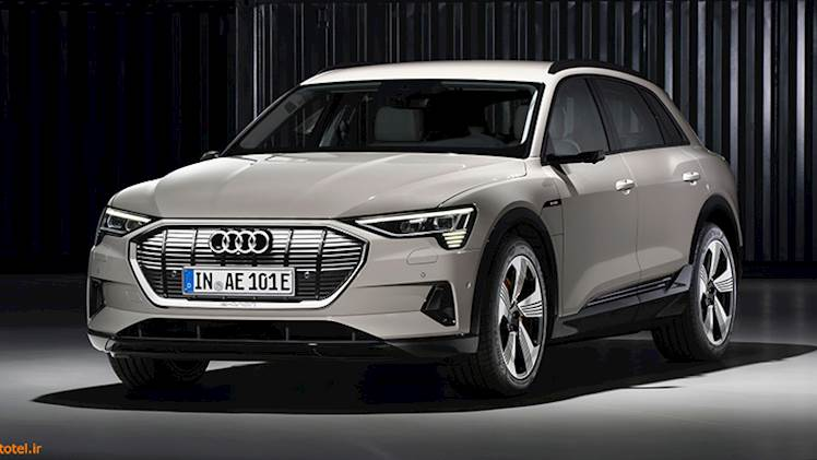 Audi E-Tron 2019 -شکوه طراحی و تکنولوژی!