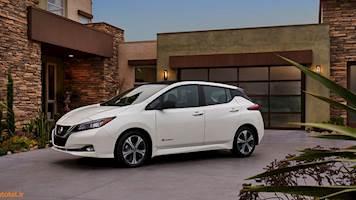 بررسی Nissan Leaf 2018 - پرفروش ترین ماشین الکتریکی اروپا