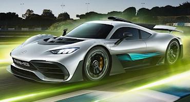 Mercedes-AMG One؛ اَبَرخودرو آینده آلمان چه ویژگیهایی دارد؟