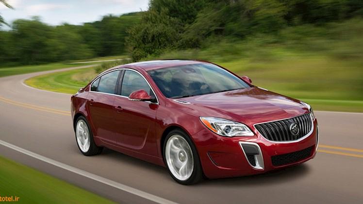 بررسی کلی Buick Regal 2016 - طراوت رانندگی !