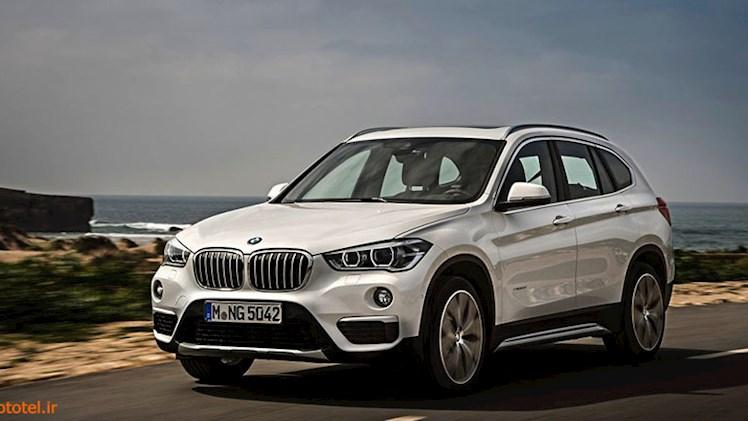 بررسی BMW X1 2016 - شنا در خلاف جهت !