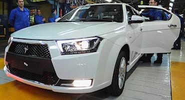 کاهش تولید بیسابقه در صنعت خودروسازی ایران