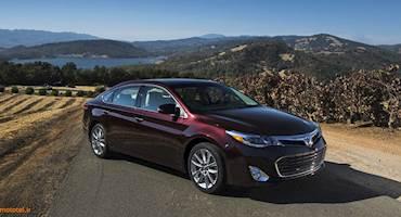 Toyota Avalon 2016 - دو رگه ژاپنی آمریکایی!