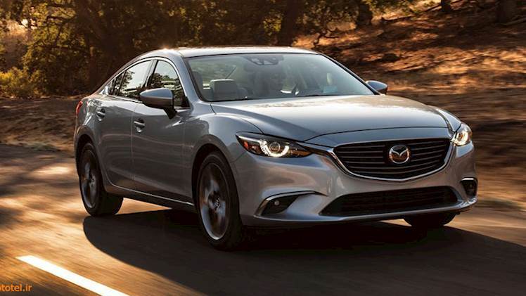 بررسی Mazda6 2016 - شهامت تجاوز!