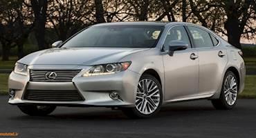 بررسی Lexus ES 250 -  جذابتر و ارزانتر !