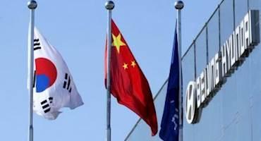 چینیها بازار خودرو را از کره گرفتند