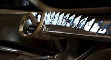 معرفی خودروی مفهومی کیا با 21 صفحه نمایش + عکس