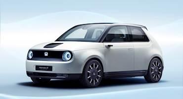 به زودی خودروی برقی جدید هوندا به تولید خواهد شد + عکس