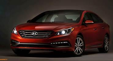 بررسی Hyundai Sonata 2015 -  دگرگونی در نسل!