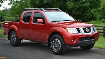 بررسی Nissan Frontier - شگفتی ژاپنی!