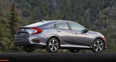بررسی Honda Civic - زیبا، کاربردی، راحت و پیشرفته!