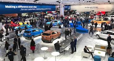 نمایشگاه خودروی بین المللی آمریکای شمالی (دیترویت)