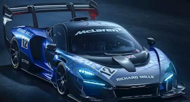 معرفی مکلارن سنا GTR؛ سریعترین خودرو دو نفره جهان