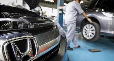 فراخوان هوندا برای ۱ میلیون خودرو به دلیل نقص فنی